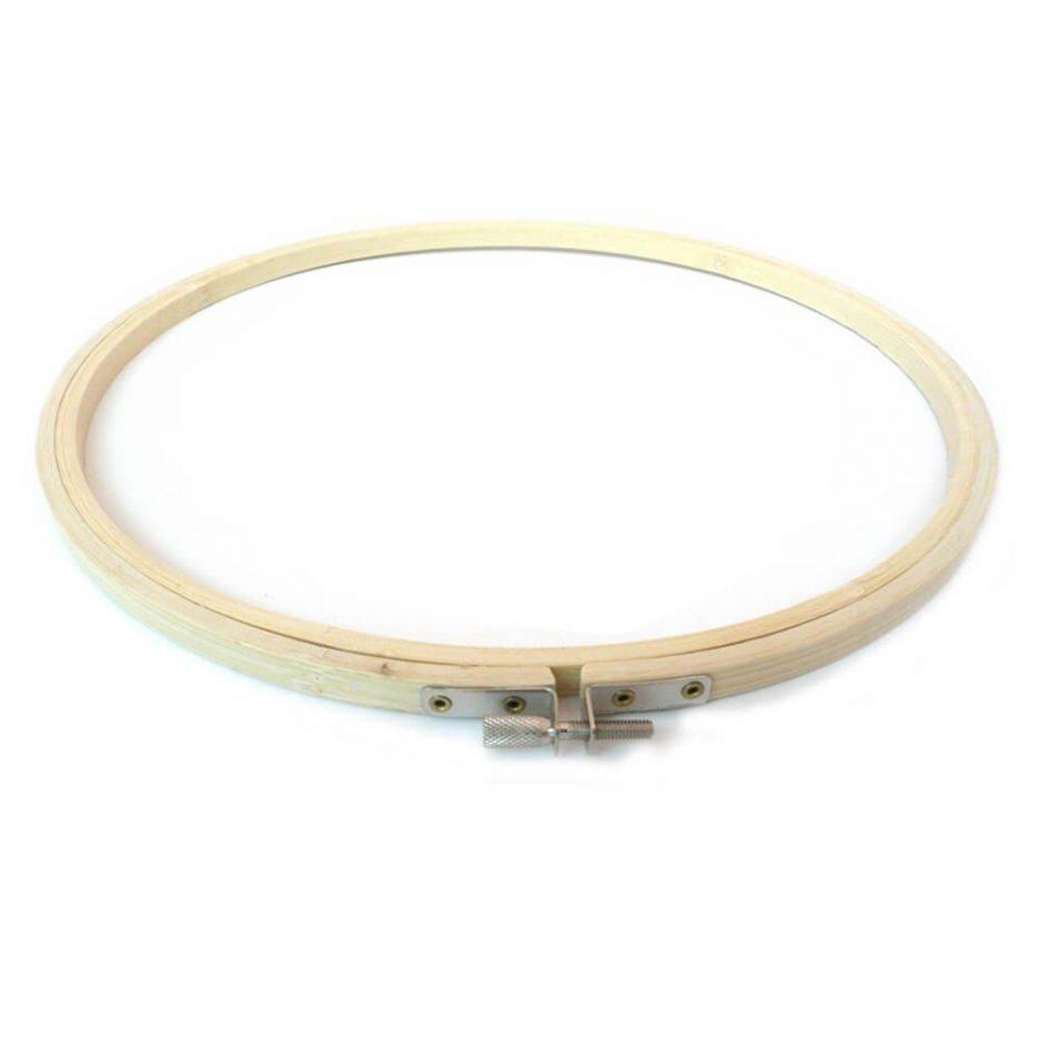 bamboe borduurring