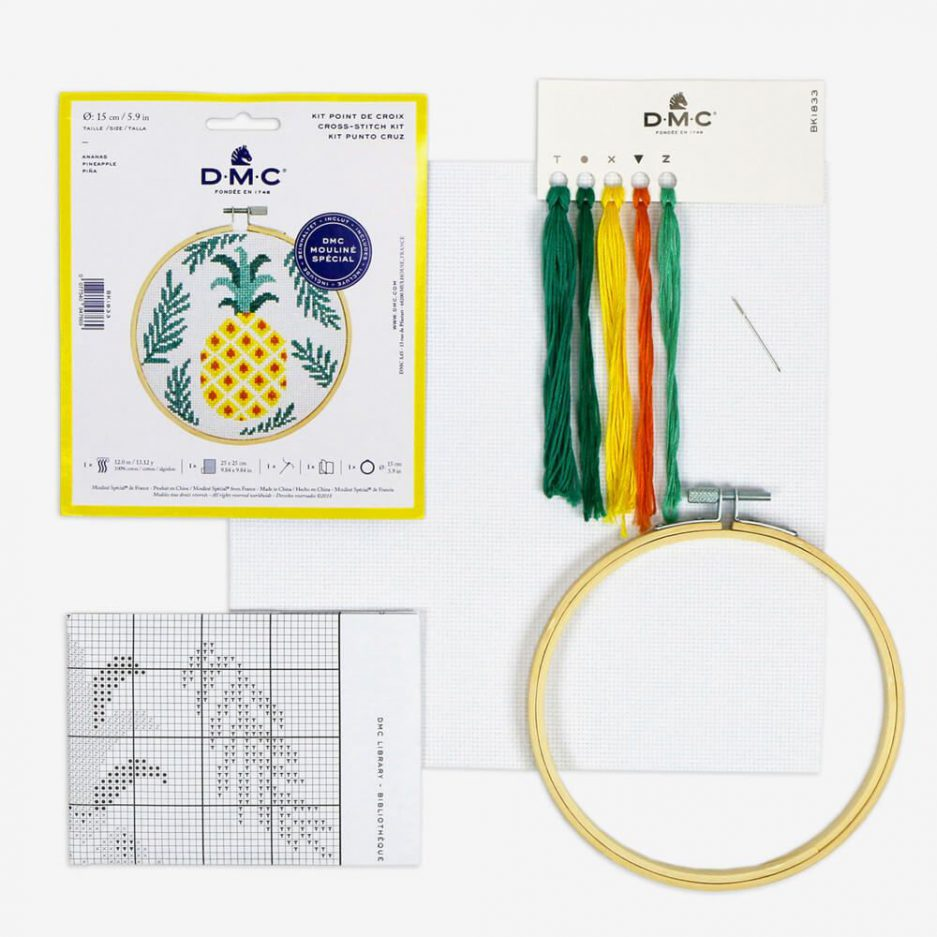 DMC borduurpakket