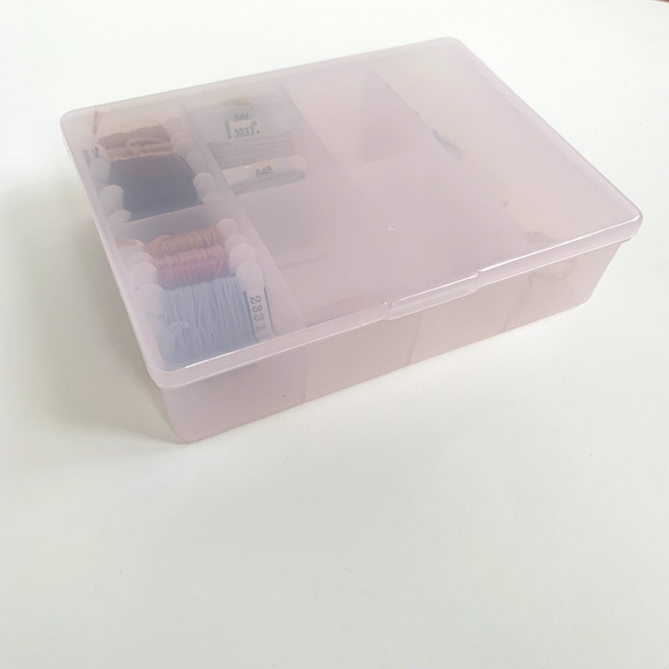 borduurgarenbox klein