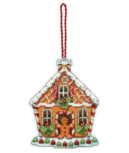 borduurpakket kerstboomhanger