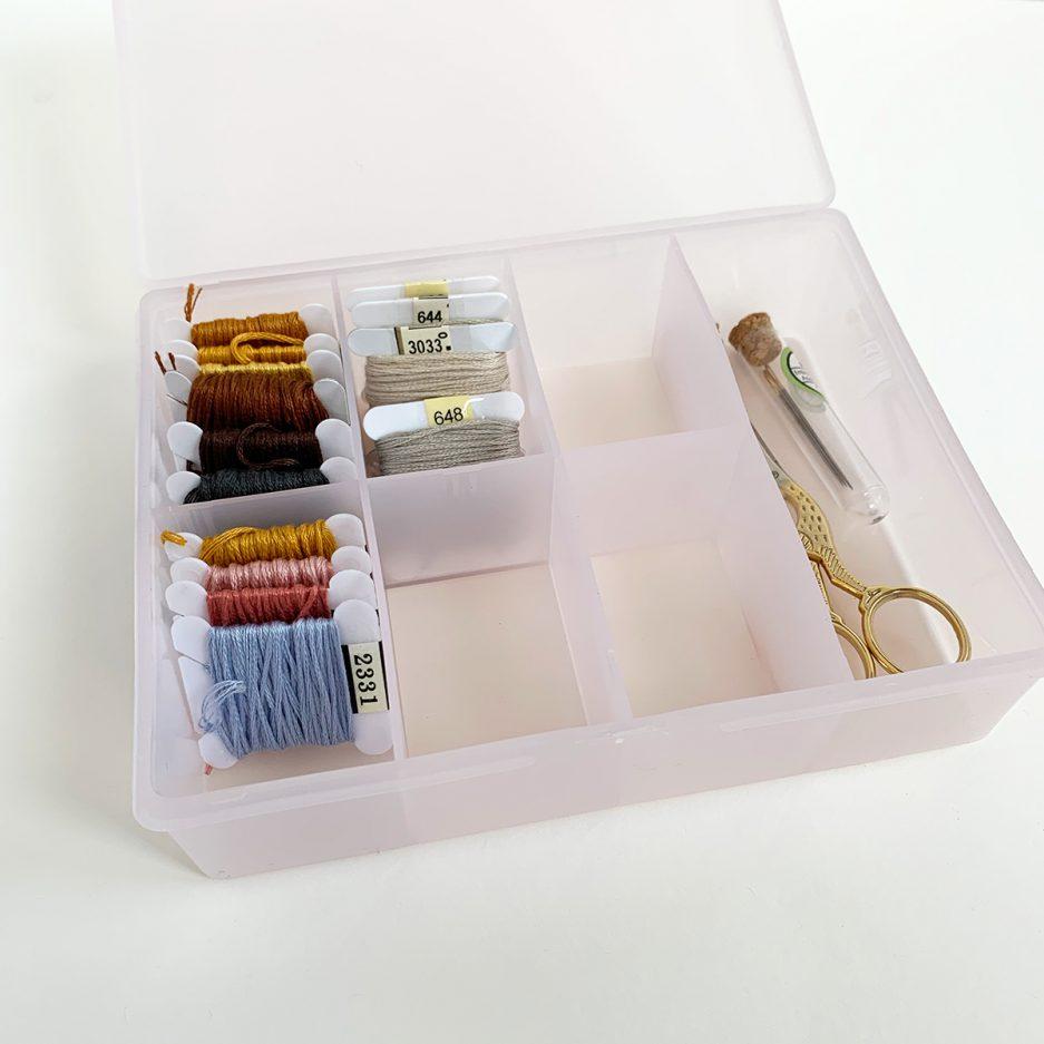 garenbox klein
