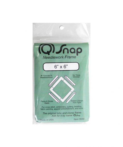 Q Snap 6x6 inch