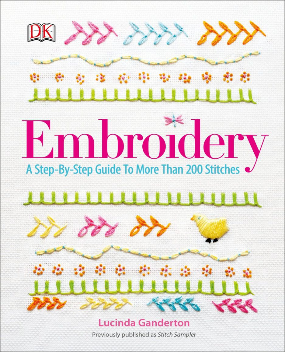 embroidery a step by step guide