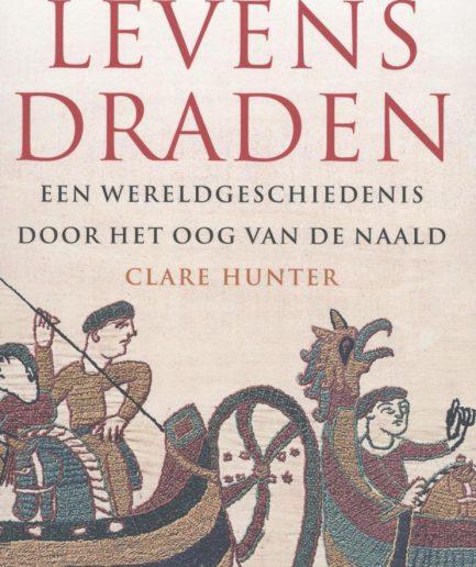 levensdraden boek over geschiedenis van borduren