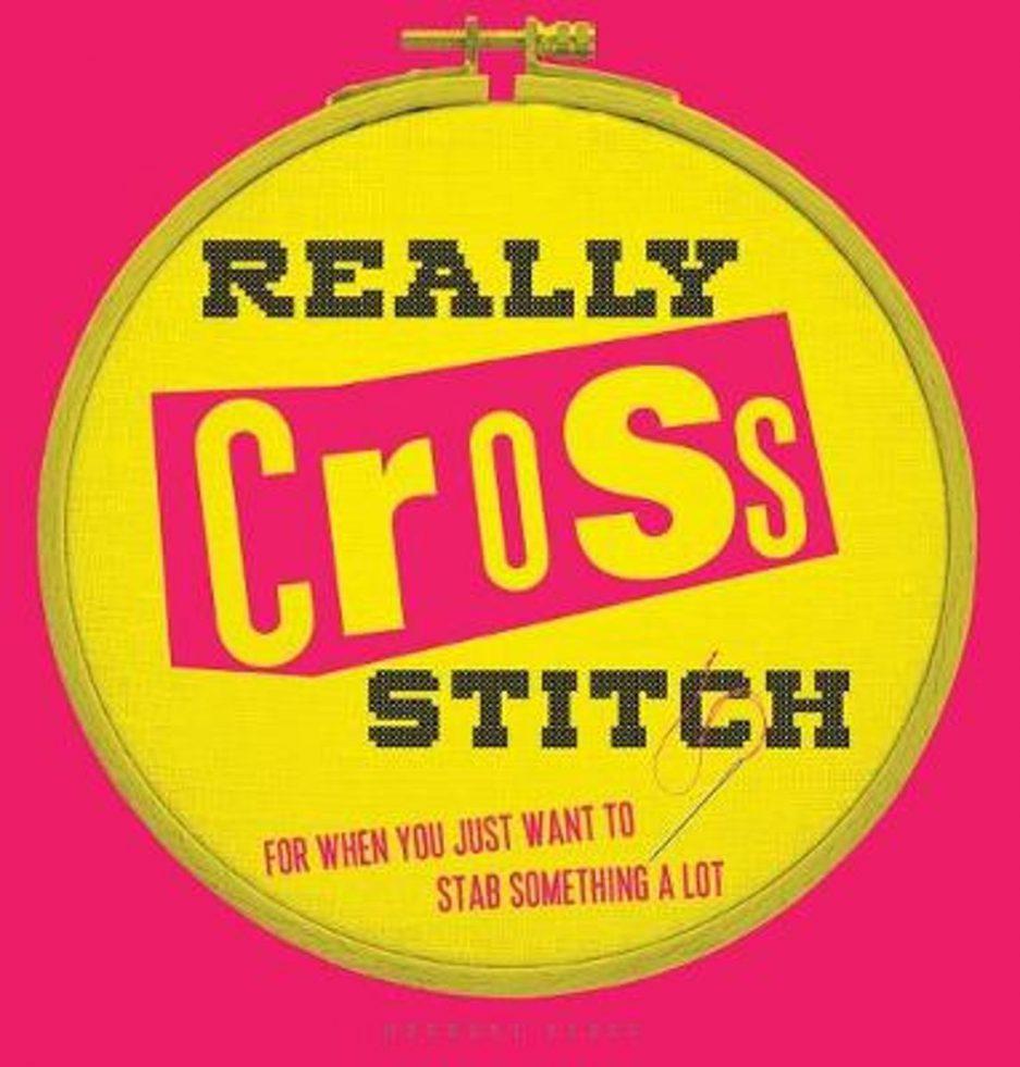 really cross stitch