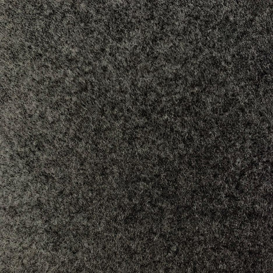 synthetisch vilt donkergrijs