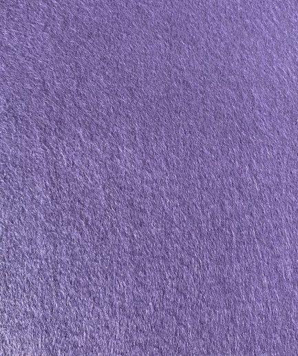 synthetisch vilt lavendel paars