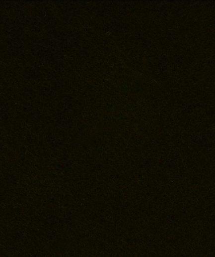 synthetisch vilt zwart
