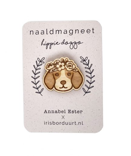 hippie doggo needle minder