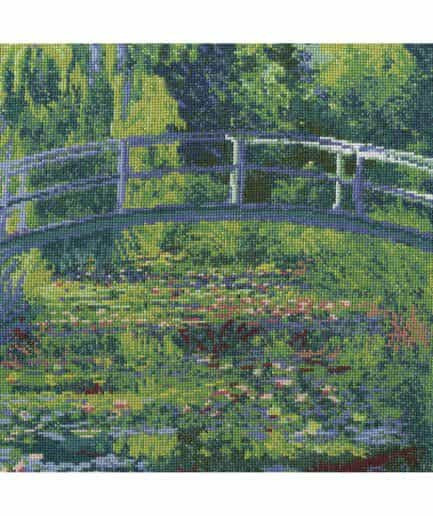 monet borduurpakket