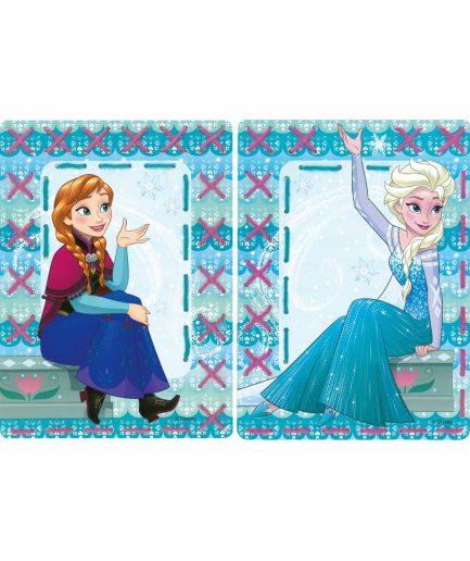 borduren voor kinderen elsa en anna frozen