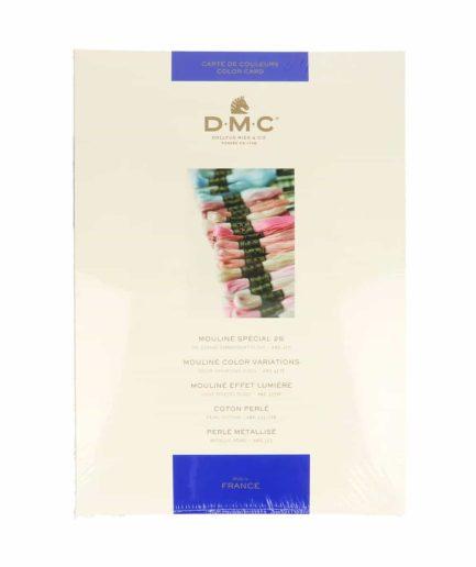dmc kleurenkaart kopen