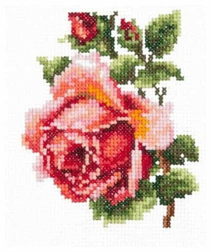 roos borduren