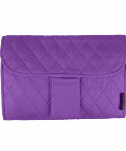 Yazzii Trifold Craft Project Case purple
