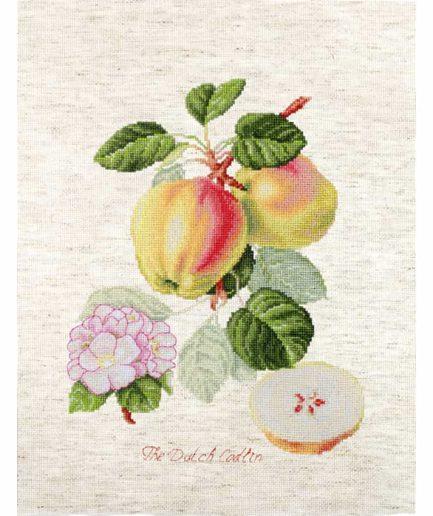 luca-s borduurpakket appel