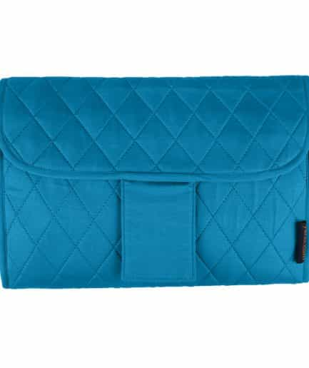 yazzii trifold project case blauw
