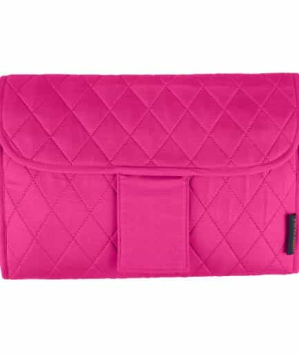 yazzii trifold project case roze