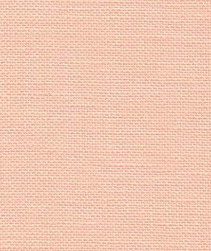 Zweigart Belfast linnen shrimp roze