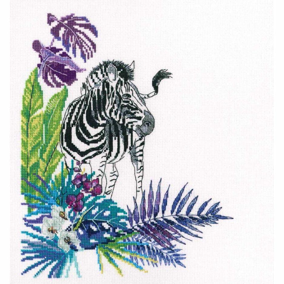 Zebra borduurpakket RTO