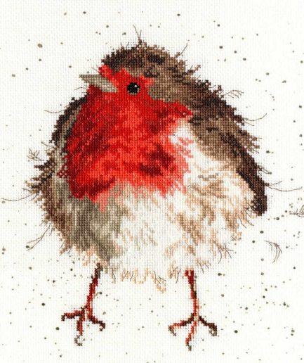 jolly robin bothy threads borduurpakket