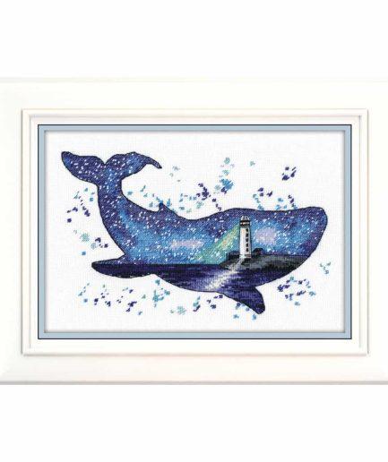 walvis borduurpakket