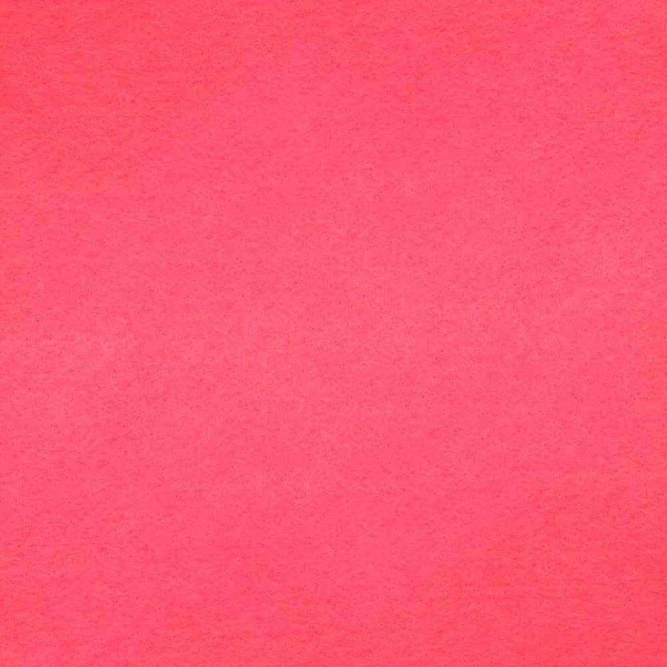 Neon roze vilt