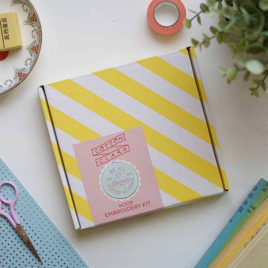 Cotton Clara borduurpakket