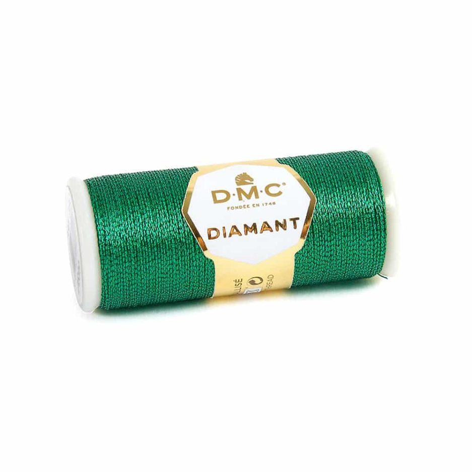 DMC Diamant groen (D699)