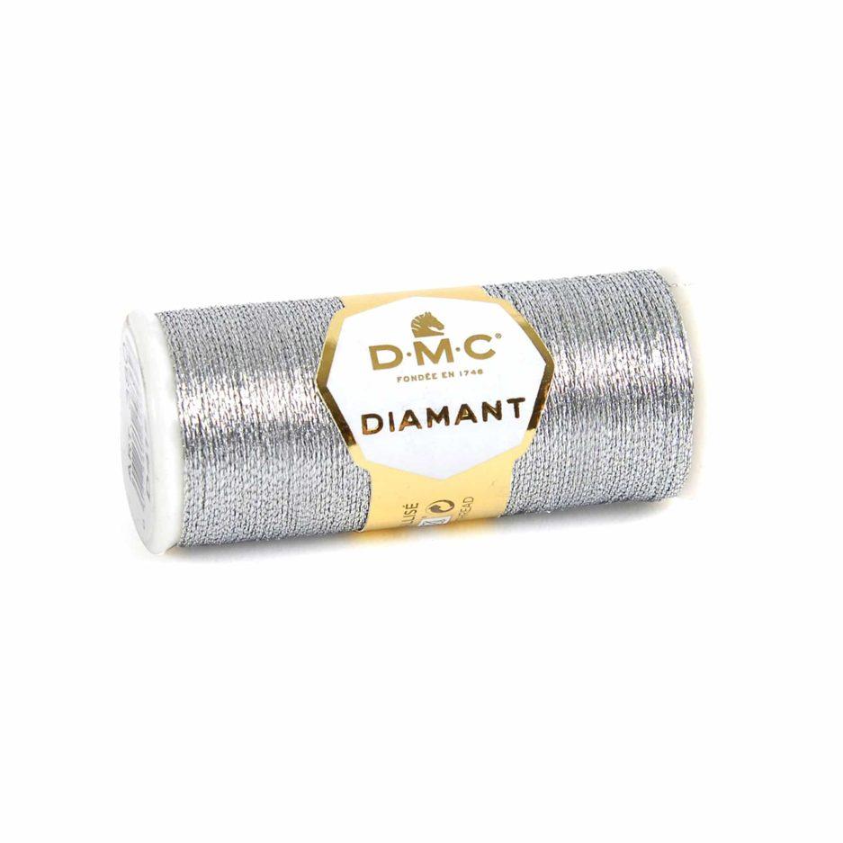 DMC Diamant zilver D415