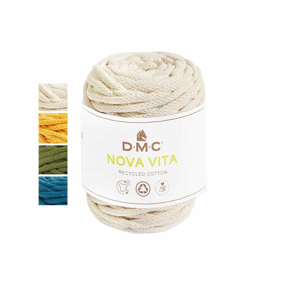 DMC Nova Vita macrame garen naturel