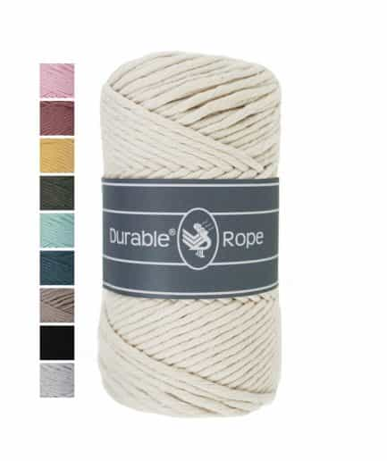Durable Rope macrame garen touw