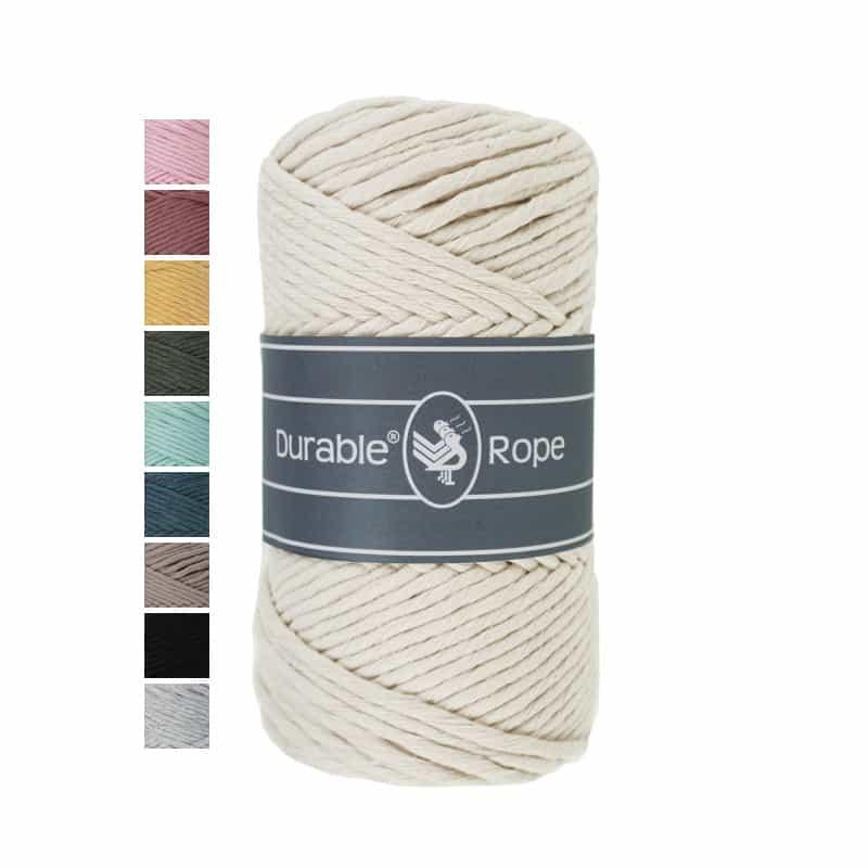 Durable Rope macrame garen touw
