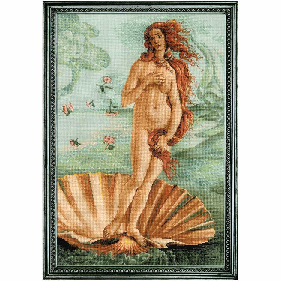 The Birth of Venus borduurpakket