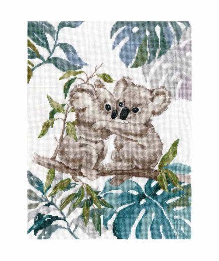 Borduurpakket koala