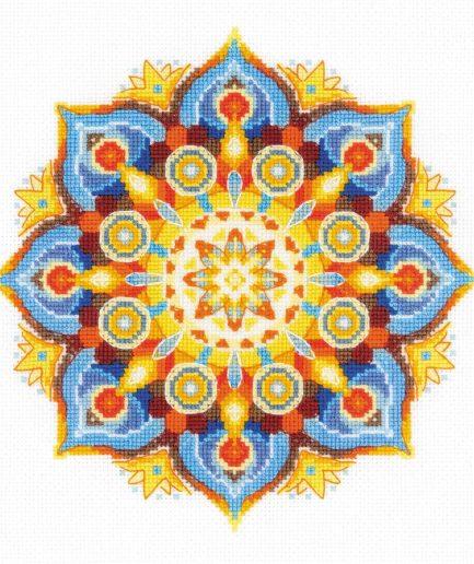 Mandala borduren