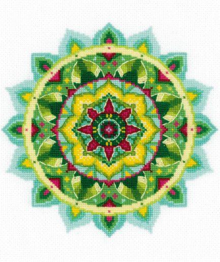 Mandala borduren self knowledge